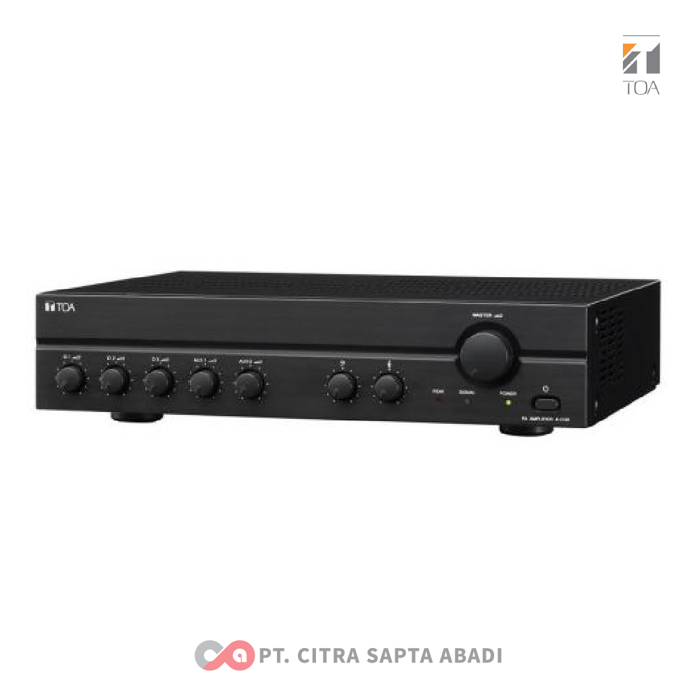 TOA Mixer Amplifier ZA-2120
