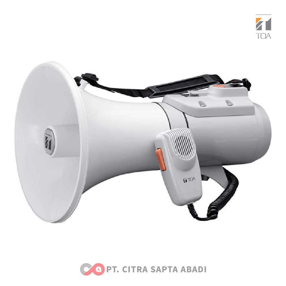 TOA Megaphone ZR-2015