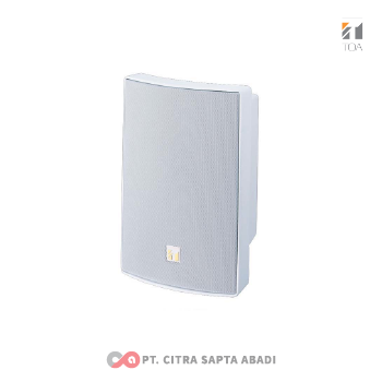 TOA Universal Speakers ZS-1030 W White
