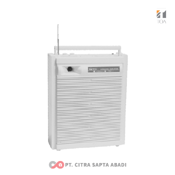 TOA Wireless Amplifier ZW-3200