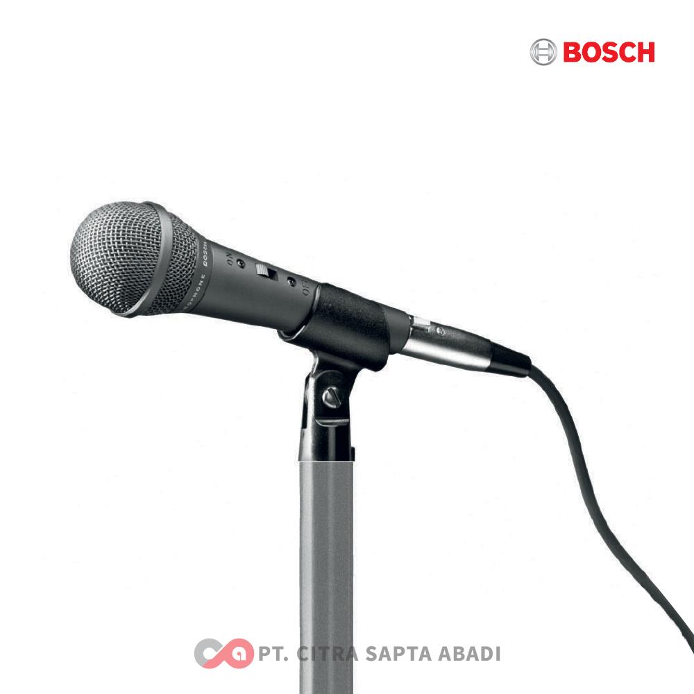 BOSCH Unidirectional Handheld Microphone (LBC 2900)