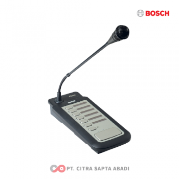 BOSCH Six-Zone Call Station (LBB 1946-10)
